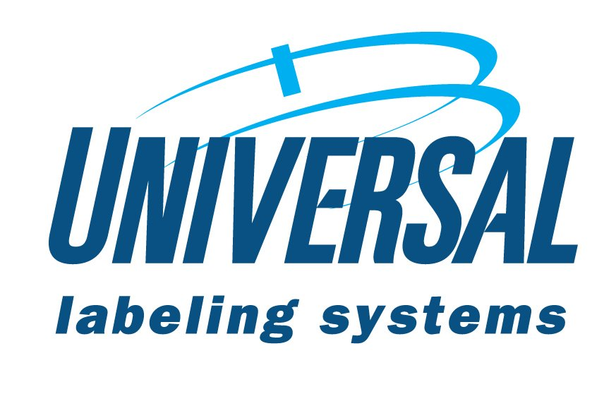 universal labeling systems logo
